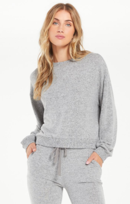 Z Supply Noa Marled Top Multiple Colors