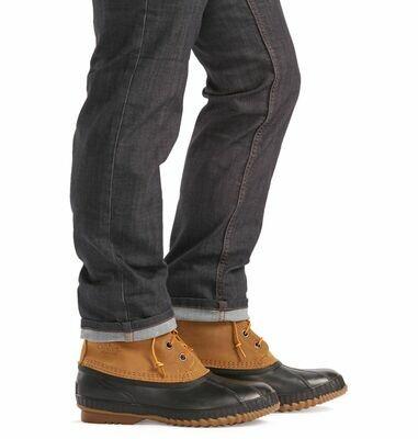Sorel M's Cheyanne II Waterproof Duck Boot Chipmunk/Black