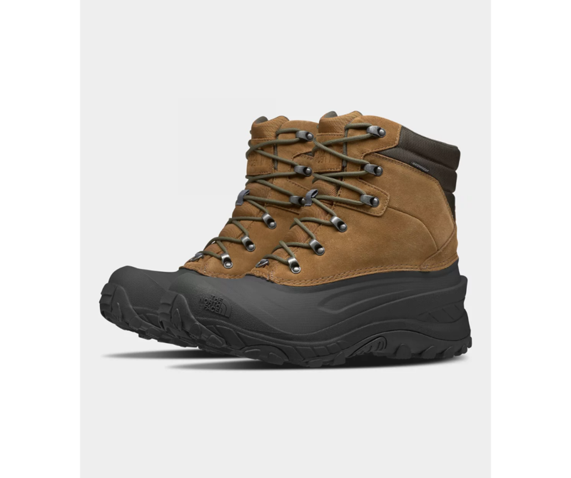 North Face M's Chilkat IV Waterproof Boot Brown