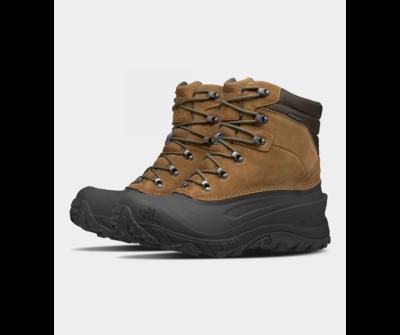 North Face M's Chilkat IV Waterproof Boot Brown