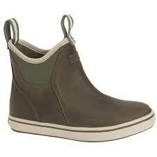 XTRATUF W's Leather Ankle Deck Boots MULTIPLE COLORS AVAILABLE