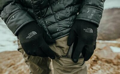 North Face Unisex ETip Recycled Glove MULTIPLE COLORS AVAILABLE