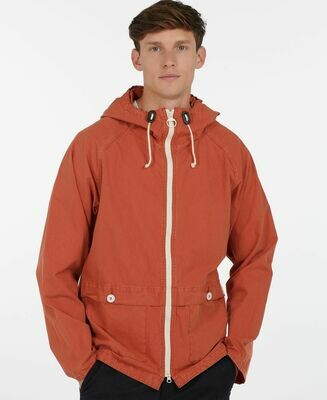Barbour M's Bennet Casual Jacket Terracotta