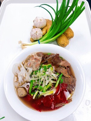 305- Xpress Special Beef Rice Noodle Soup