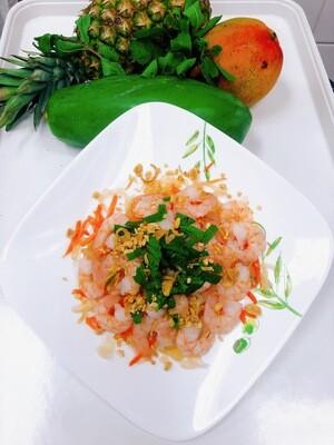 105- Jelly Fish and Shrimp Salad