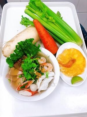 203- South Vietnam Style Clear Noodle Soup