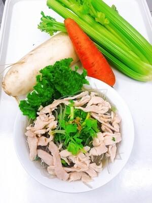 204- Clear Noodle Soup
