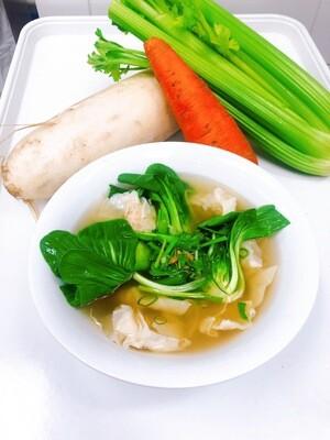 202- Wonton soup
