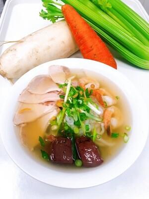 208- Rice Stick Soup