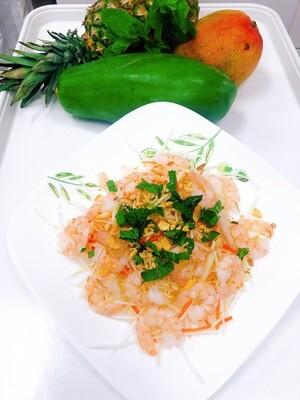 107- Papaya Salad