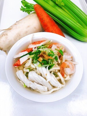 210- Udon Noodle Soup