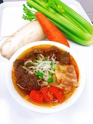 213- Beef Stewed Soup