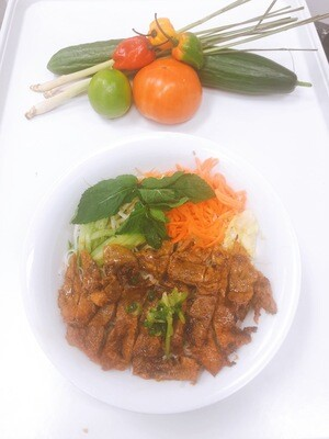 409- Vermicelli with Grilled Pork