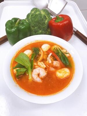 701- Thai's Style Tom Yum Soup