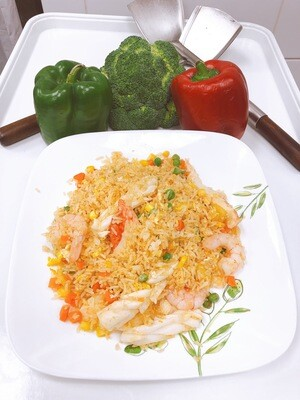 709- Thai's Style Fried Rice