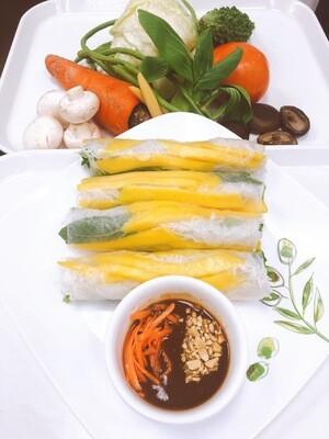 603- Mango Fresh Rolls