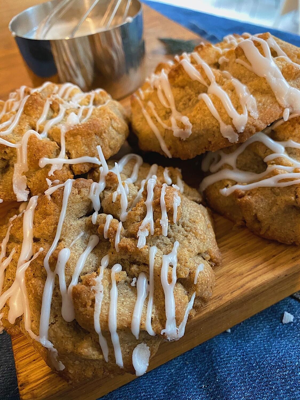 Kookies façon Cinnamon rolls