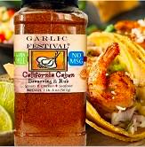 California Cajun Seasoning & Rub Grande