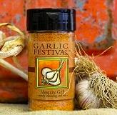 Garlic Festival Mesquite Grill Seasoning