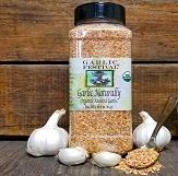 Garlic Naturally Organic Roasted Garlic Pieces Grande