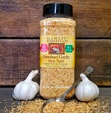 Smoked Garlic Sea Salt Grande