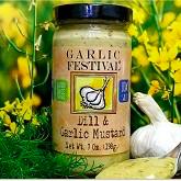 Dill & Garlic Mustard