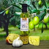 Garlic & Parmesan Olive Oil