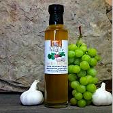 Garlic Infused White Balsamic Vinegar