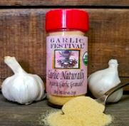 Garlic Naturally Roasted Garlic Granules