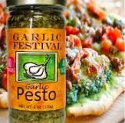 Garlic Festival Foods Garlic Pesto 6 oz.