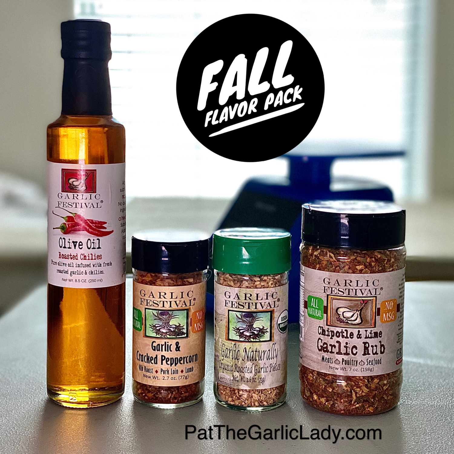 Fall Flavors Pack - $10 off Retail today. - Very Limited!