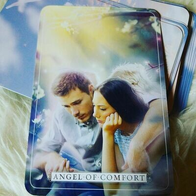 Angel Card Readings with Judy -30 Minutes via Telephone