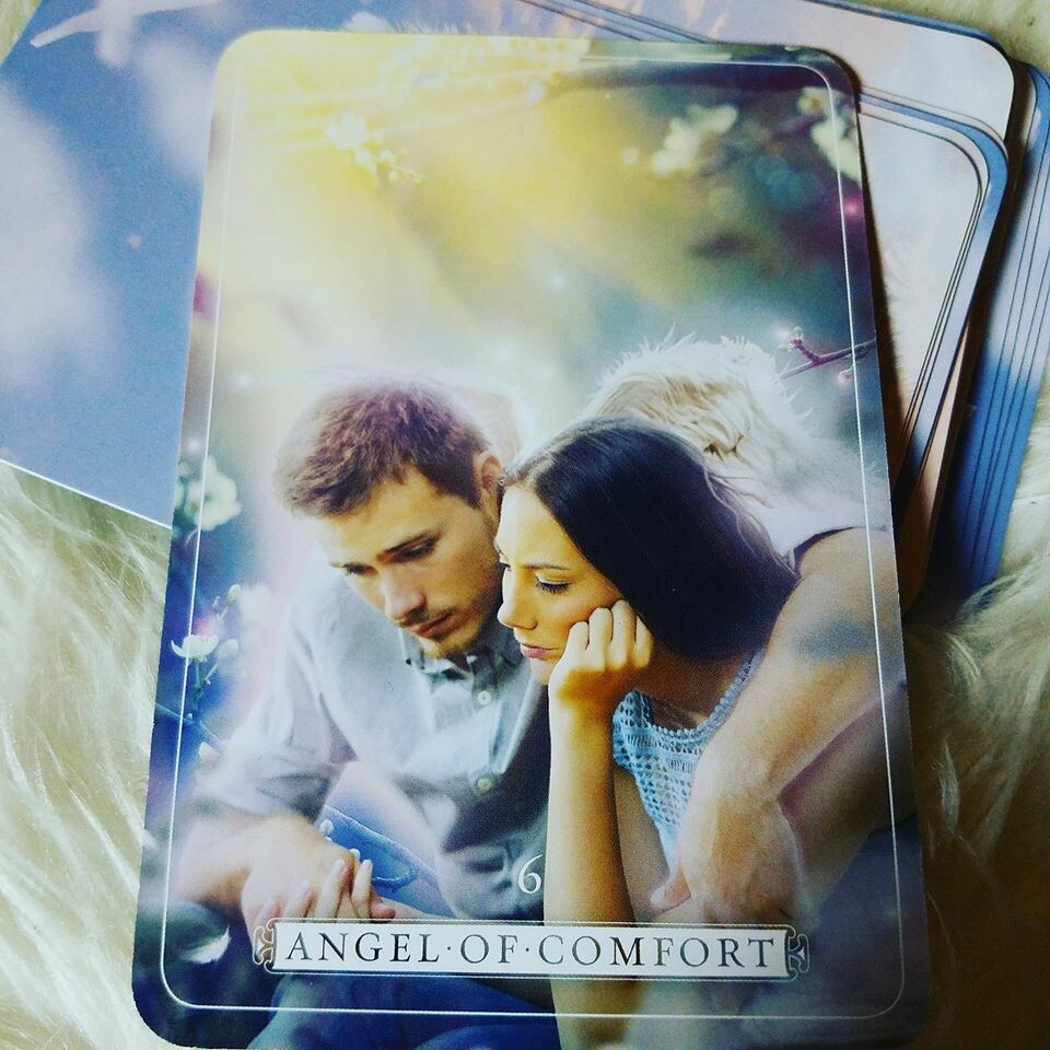 Angel Card Reading with Judy - 60 Minutes via Telephone(Available again in April)