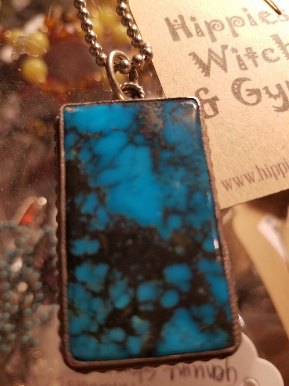 Turquoise -One of a kind. Necklace 1/2 price!!!