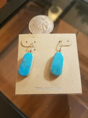 Turquoise Earrings-New Mexico(ON SALE) Reg $ 199.95