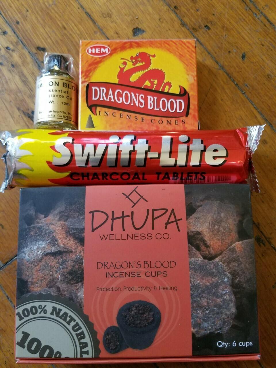 Dragon's Blood Kit #1