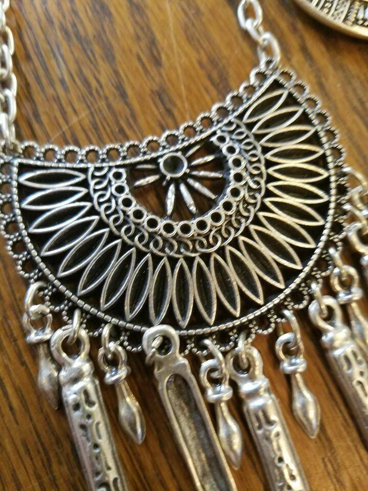 Pewter Necklace -Turkey 1/2 Price!!!!!!!!!!!!!