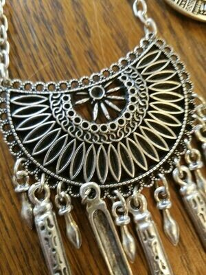 Pewter Necklace -Turkey 1/2 Price!!!!!!!!!!!!!