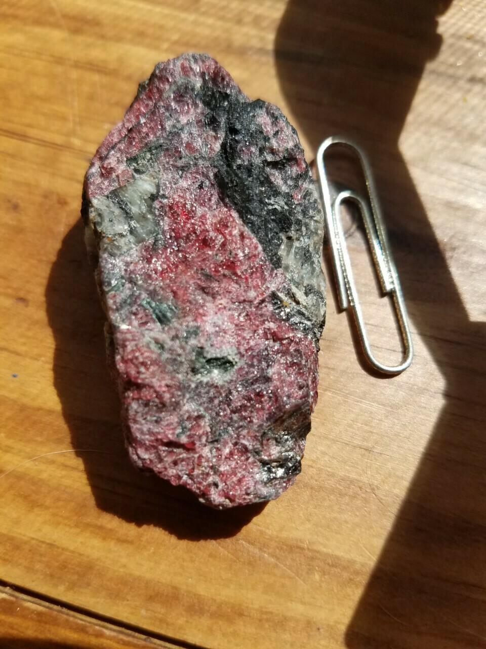 Eudialyte (Oblong shape) (ON SALE) Regular $ 152.95