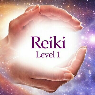 Usui Reiki -Level I