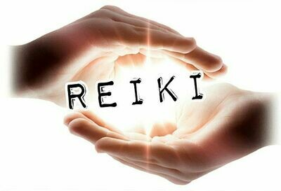 Reiki Session 30 minutes- In person