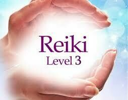 Usui Reiki Level III/Master