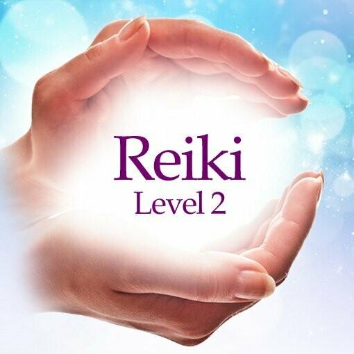Usui Reiki Level II