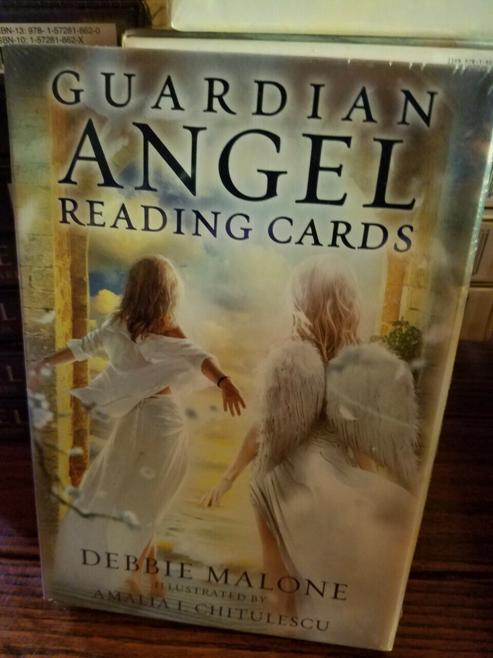 Guardian Angel Reading Cards- Another of Judy's Favorites.