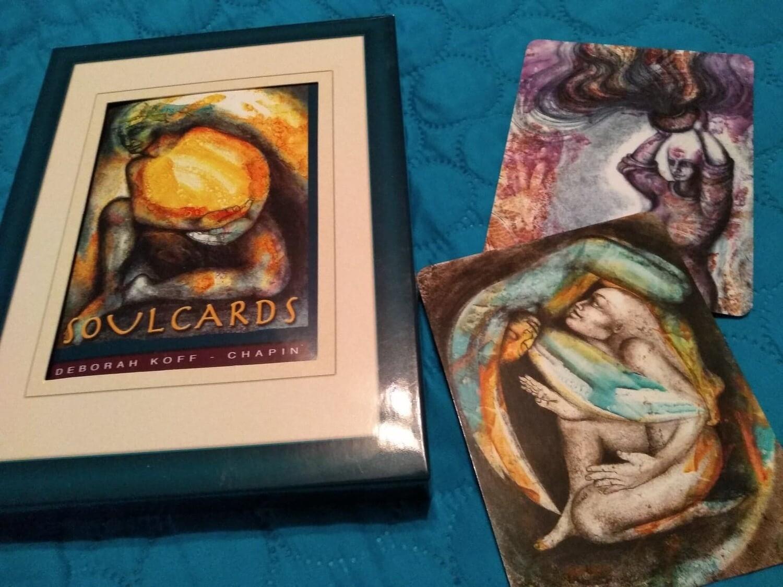 Soul Cards- One of Karen's Favorite Decks