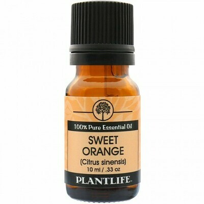 Sweet Orange Essential Oil -10mls