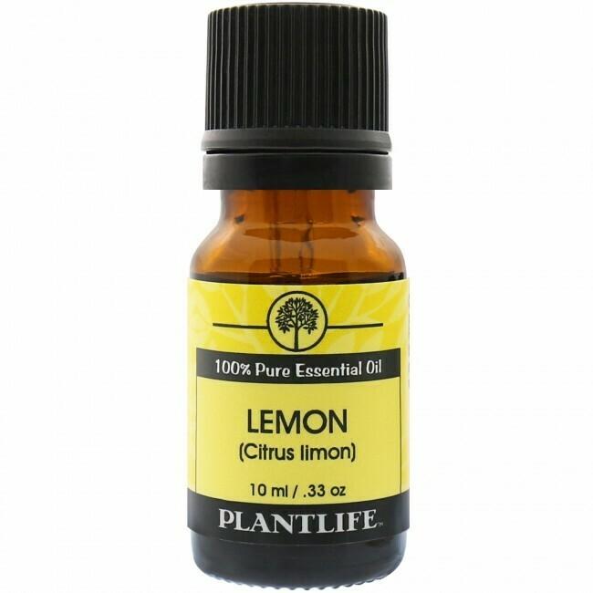 Lemon Essential Oil -10mls