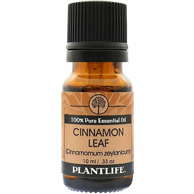 Essential Oil Cinnamon Leaf -10mls