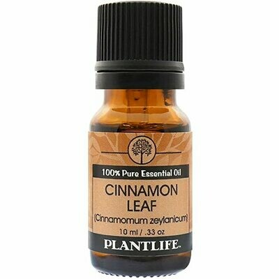 Cinnamon Leaf Essential Oil-10mls