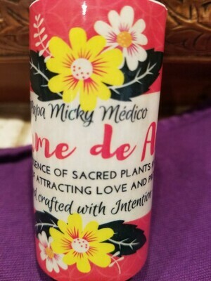 Love Bath Mist- Plant medicine -Amazon Jungle(one bottle)